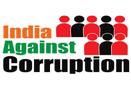 india against corruption phone number